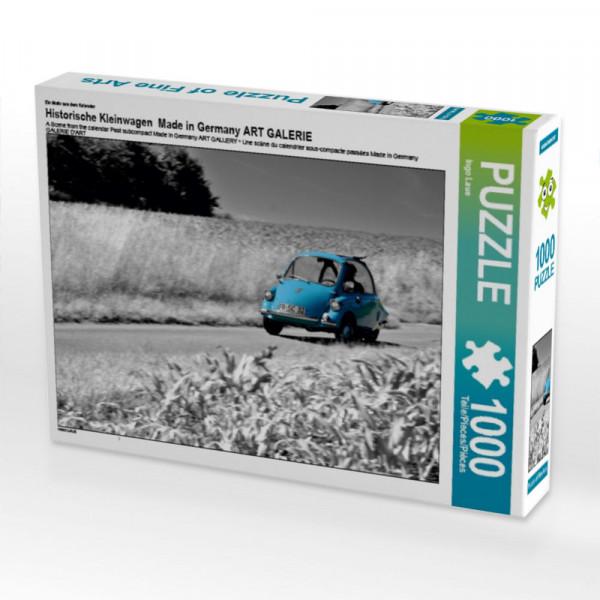 Puzzle Historische Kleinwagen Made in Germany ART GALERIE