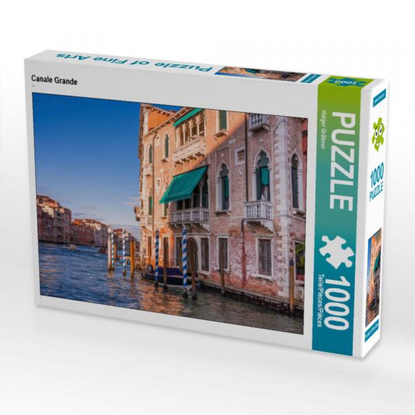 Puzzle Venedig Canale Grande