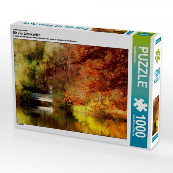 Puzzle Die vier Jahreszeiten