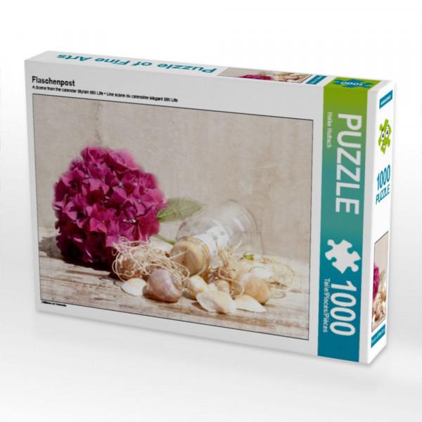 Puzzle Flaschenpost