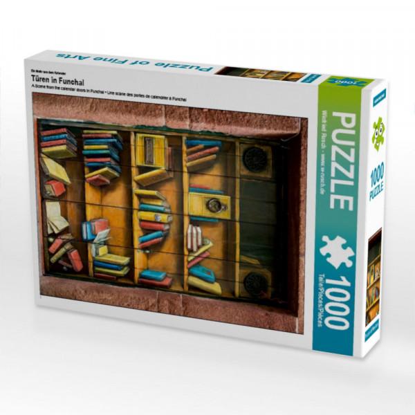 Puzzle Türen in Funchal