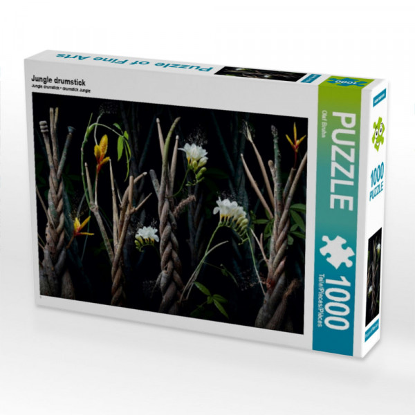 Puzzle Jungle drumstick