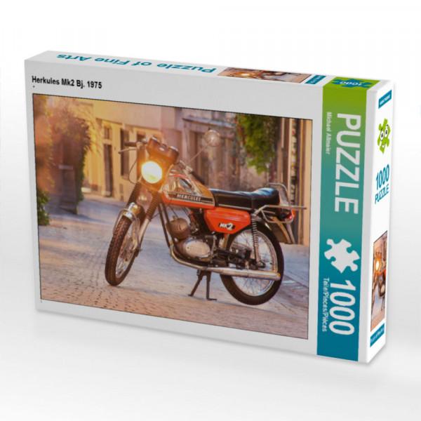 Puzzle Herkules Mk2 Bj. 1975