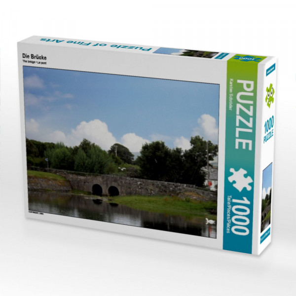 Puzzle Die Brücke