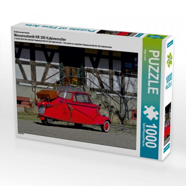 Puzzle Messerschmitt KR 200 Kabinenroller