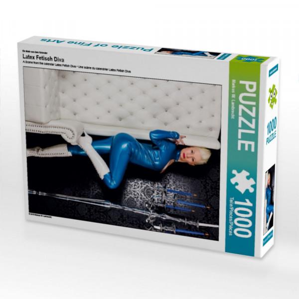 Puzzle Latex Fetisch Diva