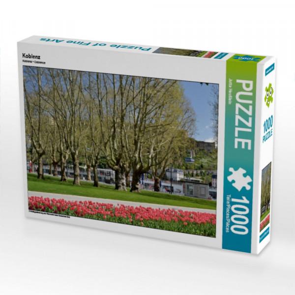 Puzzle Koblenz