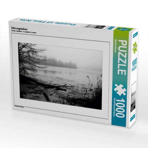 Puzzle Ufervegetation