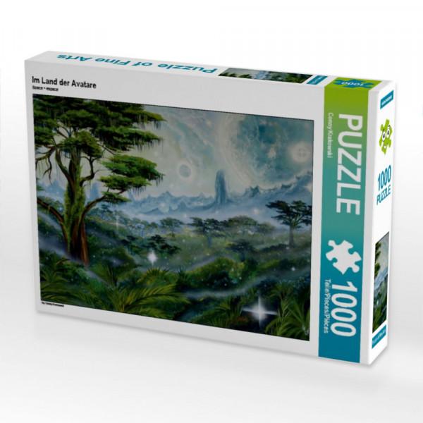 Puzzle Im Land der Avatare