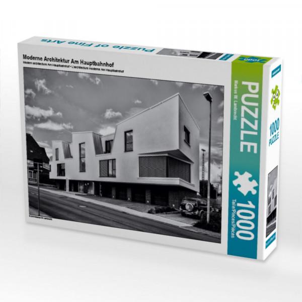 Puzzle Moderne Architektur Am Hauptbahnhof