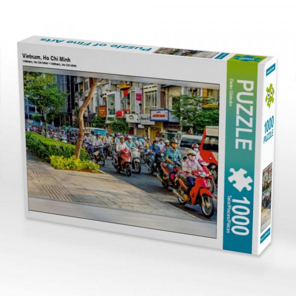 Puzzle Vietnam Ho Chi Minh
