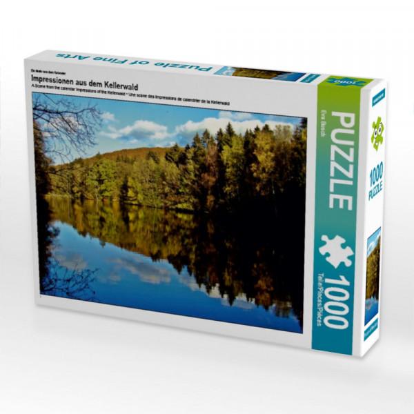 Puzzle Impressionen aus dem Kellerwald