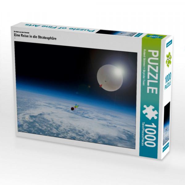 Puzzle Eine Reise in die Stratosphäre