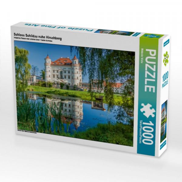 Puzzle Schloss Schildau nahe Hirschberg
