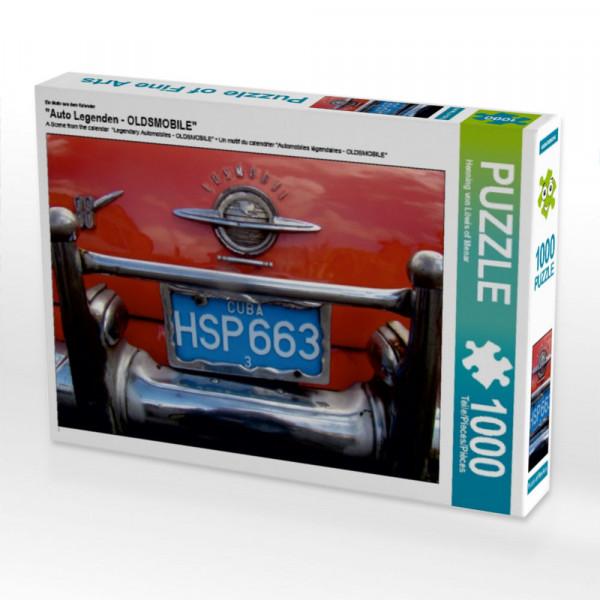 Puzzle Auto Legenden - OLDSMOBILE