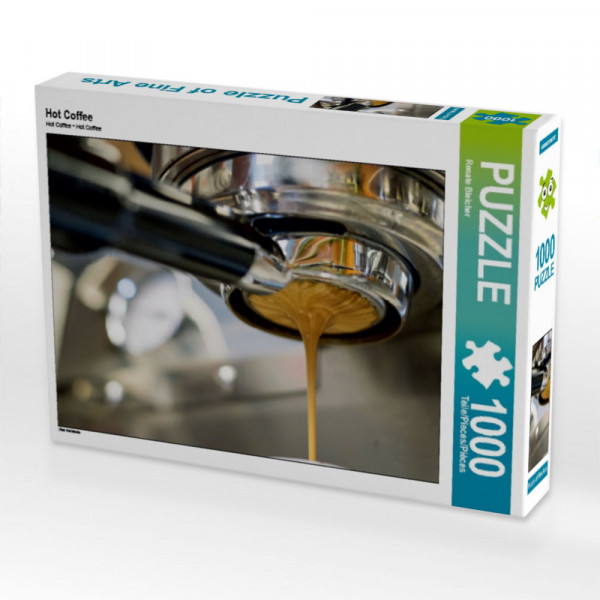 Puzzle Hot Coffee