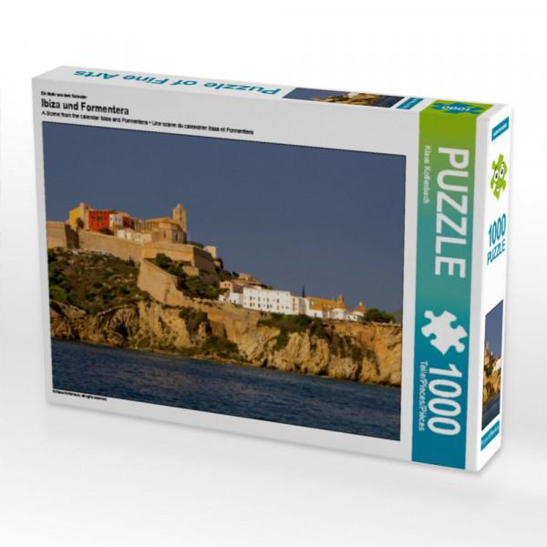 Puzzle Ibiza und Formentera