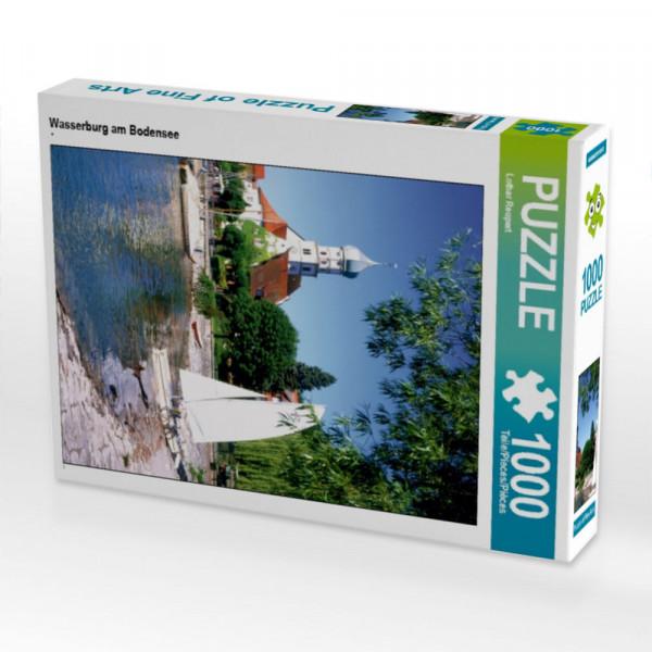Puzzle Wasserburg am Bodensee