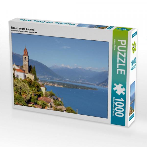 Puzzle Ronco sopra Ascona