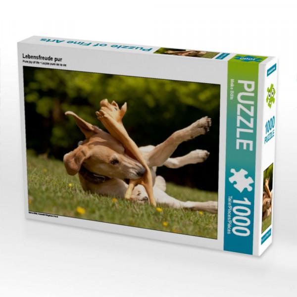 Puzzle Lebensfreude pur