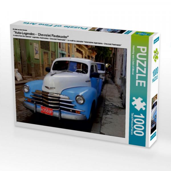 Puzzle Auto-Legenden - Chevrolet Fleetmaster