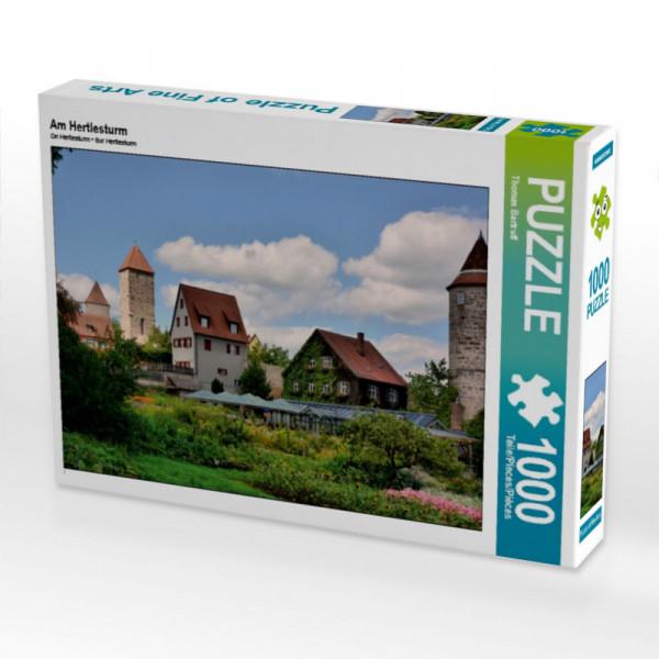 Puzzle Am Hertlesturm