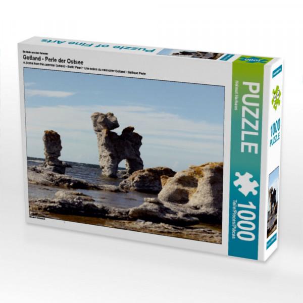 Puzzle Gotland - Perle der Ostsee