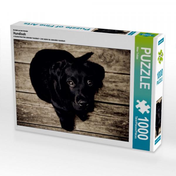 Puzzle Hundisch