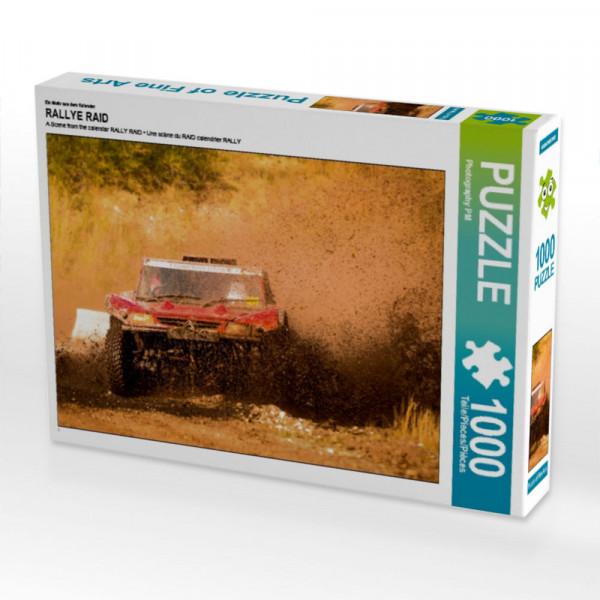 Puzzle Citroën Buggy Rallye Raid