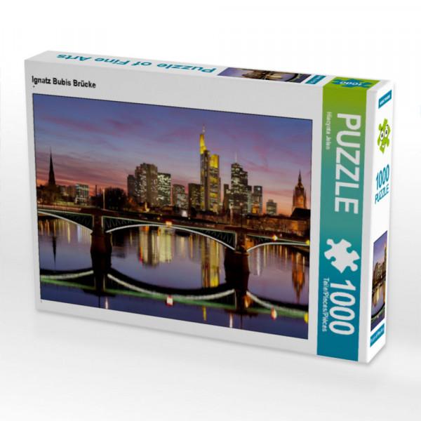 Puzzle Ignatz Bubis Brücke