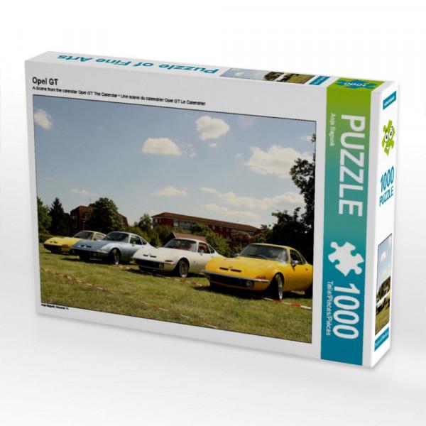 Puzzle Opel GT