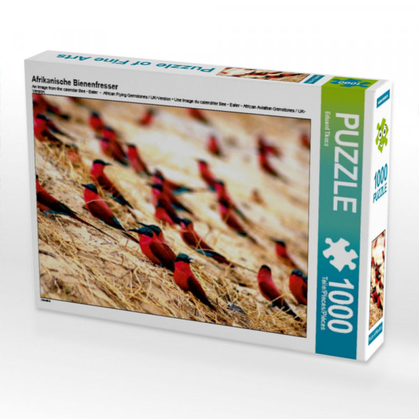 Puzzle Afrikanische Bienenfresser