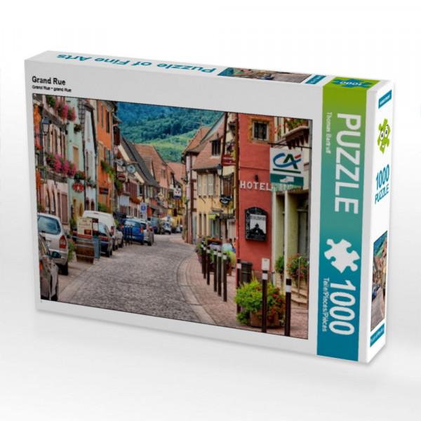 Puzzle Grand Rue