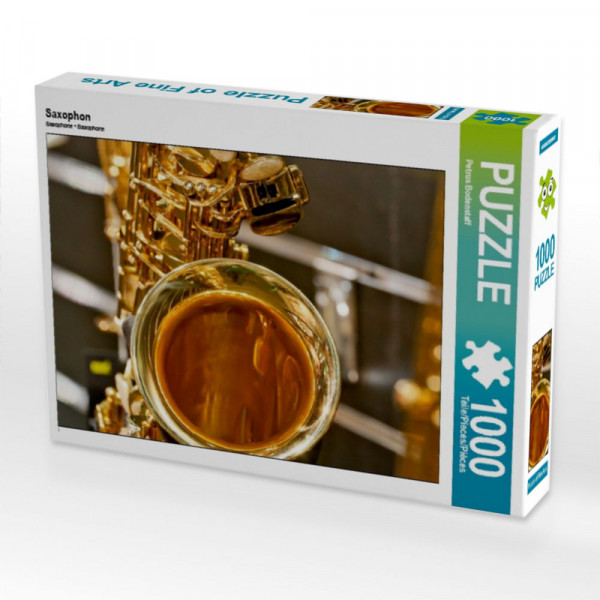 Puzzle Saxophon