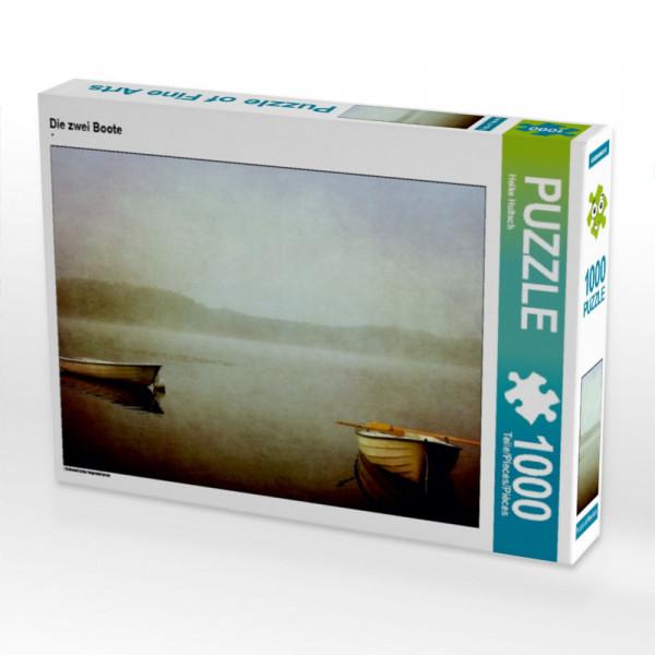 Puzzle Die zwei Boote