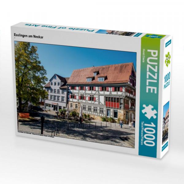 Puzzle Esslingen am Neckar
