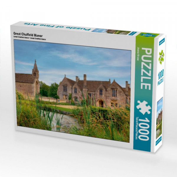 Puzzle Great Chalfield Manor