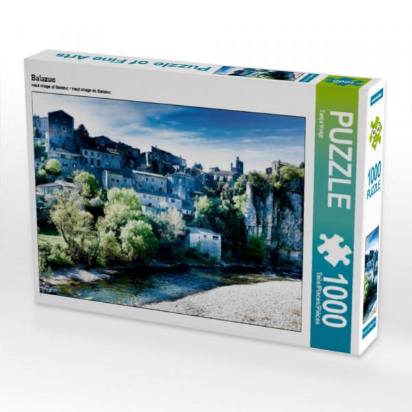 Puzzle Balazuc