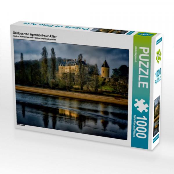 Puzzle Schloss von Apremont-sur-Allier