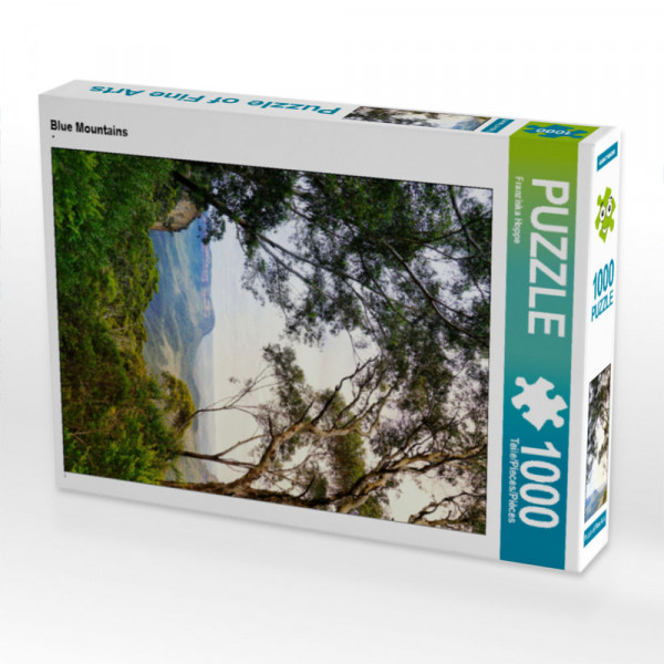 Puzzle Blue Mountains