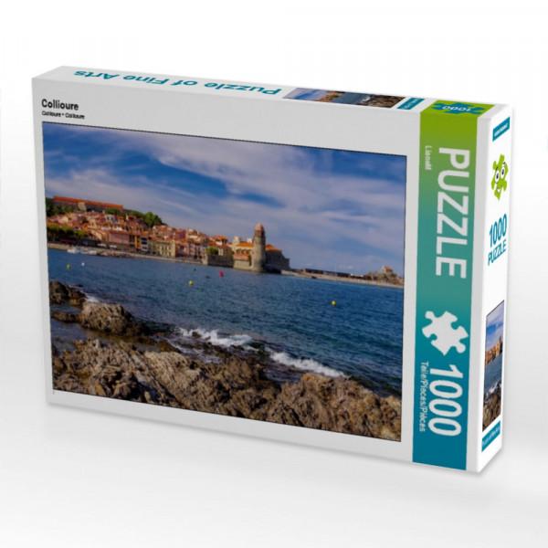 Puzzle Collioure