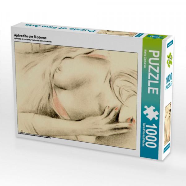 Puzzle Schöne Aphrodite der Moderne