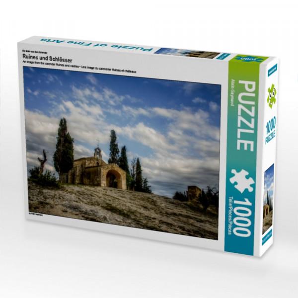 Puzzle Ruines und Schlösser