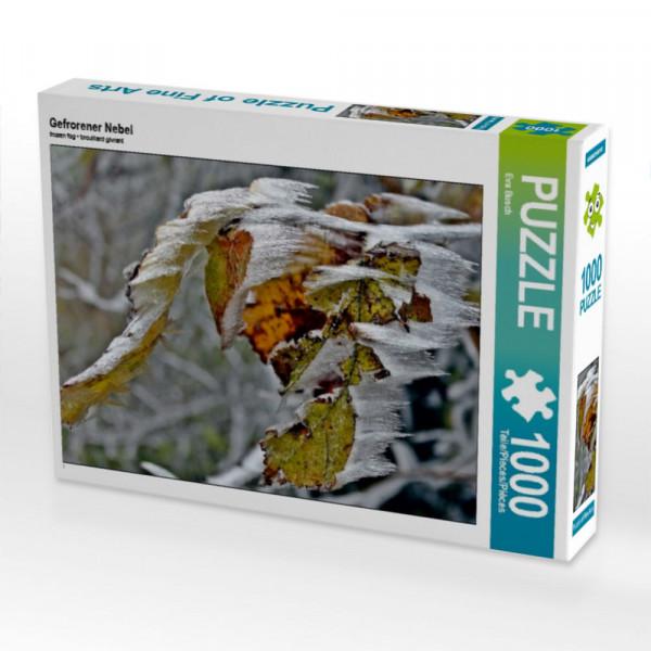 Puzzle Gefrorener Nebel
