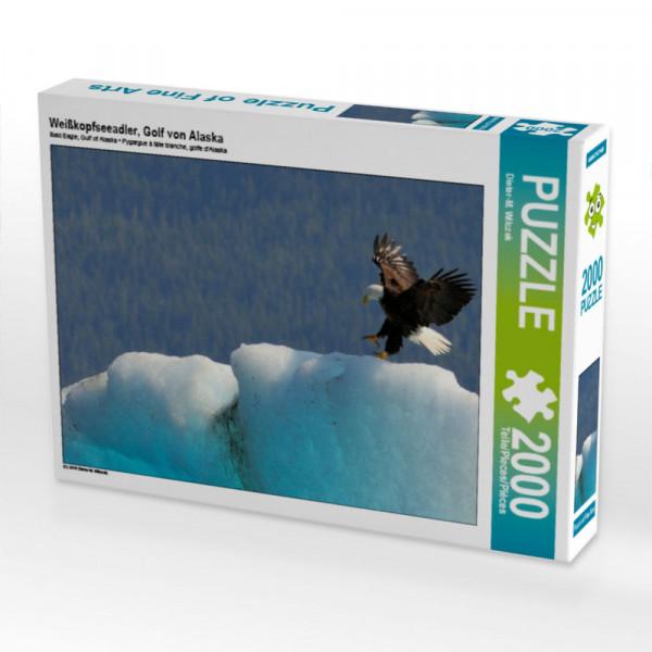 Puzzle Weißkopfseeadler Golf von Alaska Foto-Puzzle Bild von Wilczek Dieter-M.