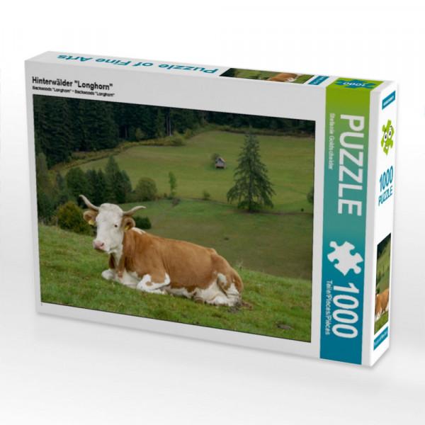 Puzzle Hinterwälder Longhorn
