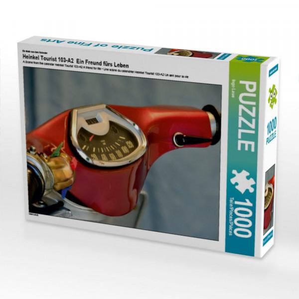 Puzzle Heinkel Tourist 103-A2 Ein Freund fürs Leben