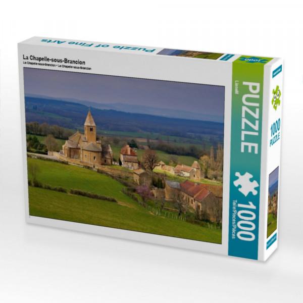 Puzzle La Chapelle-sous-Brancion