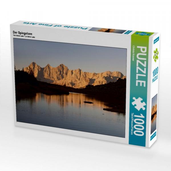 Puzzle Der Spiegelsee
