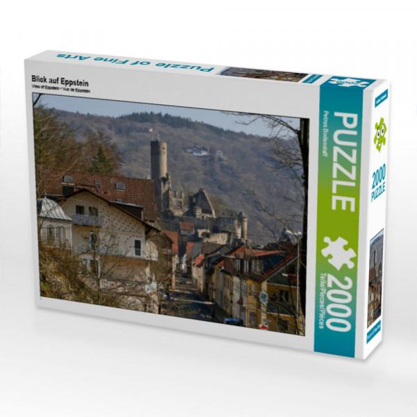 Puzzle Blick auf Eppstein Foto-Puzzle Bild von Bodenstaff Petrus